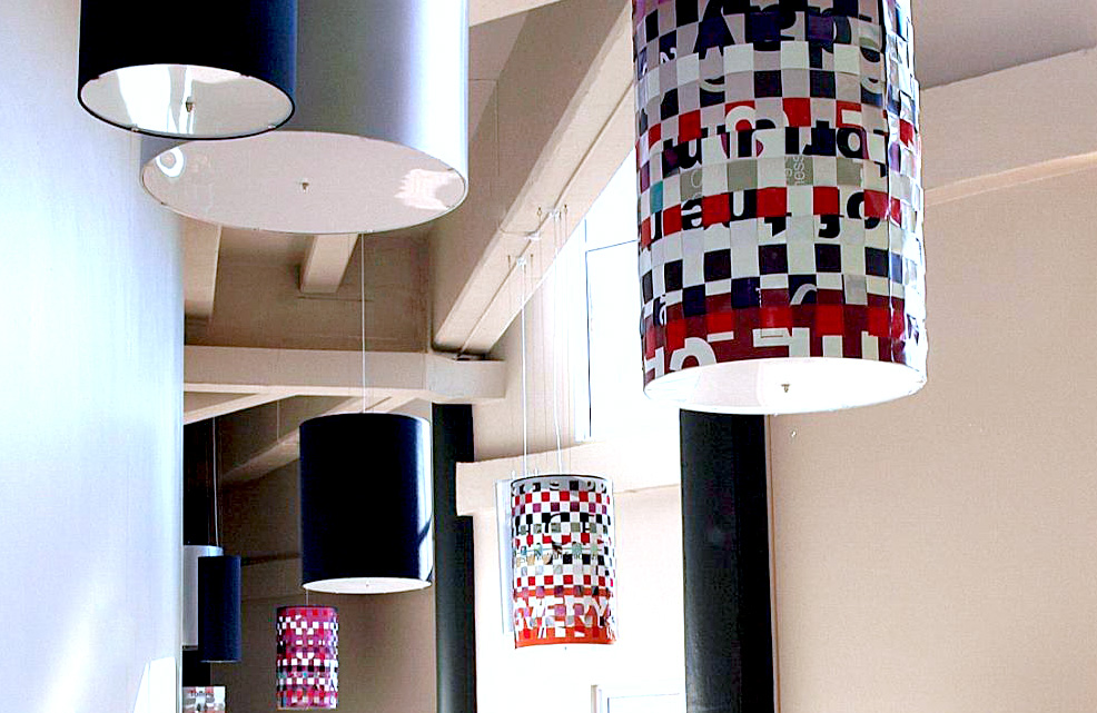 Taarrrraaahhhh! Those Lampshades!