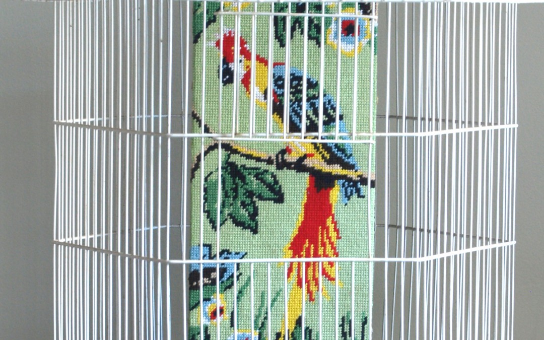 FOUND! Tropical Tapestry Parrot