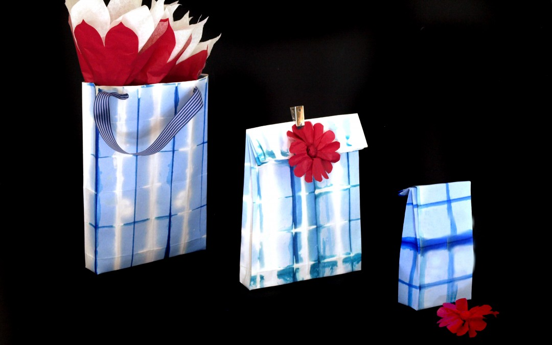 A Very Quick Gift Bag