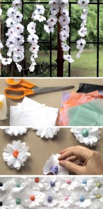Quick Paper Flowers