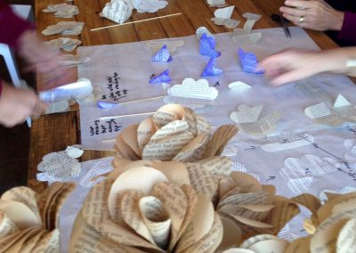 Paper Rose Workshop