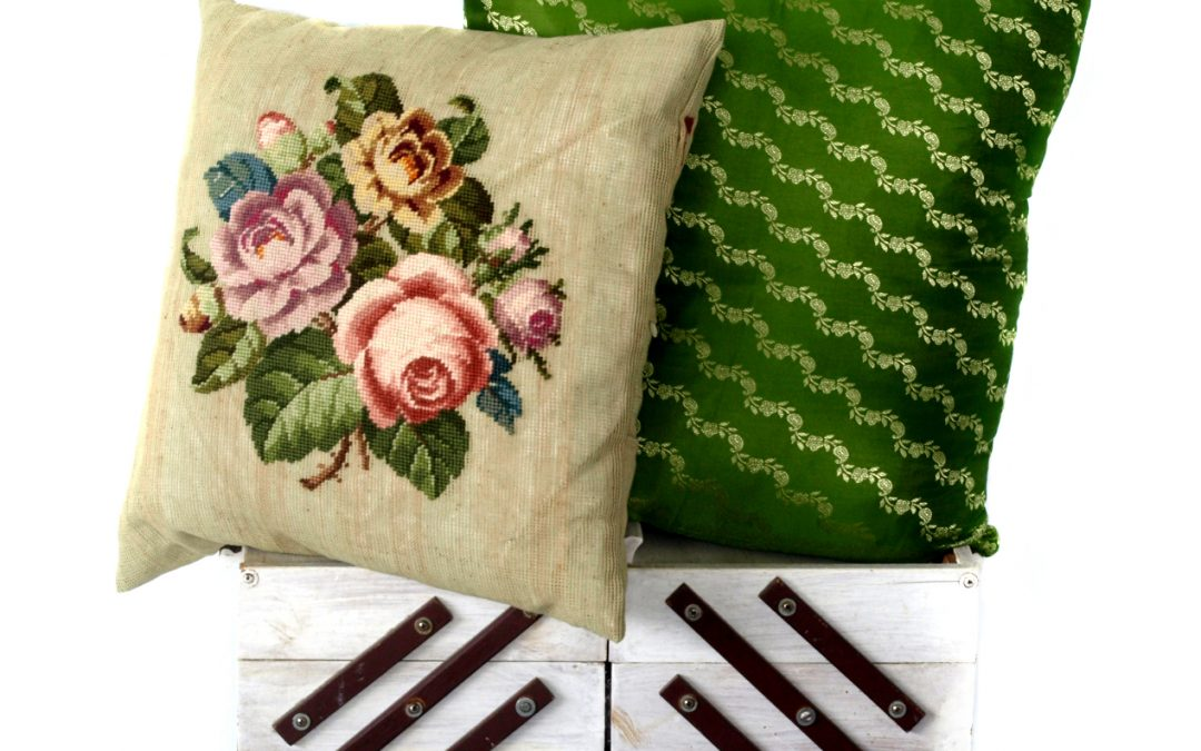 Tapestry Cushions (Pillows) – Found and Featured