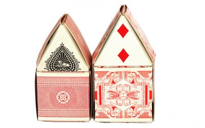 Create a Playing Card House
