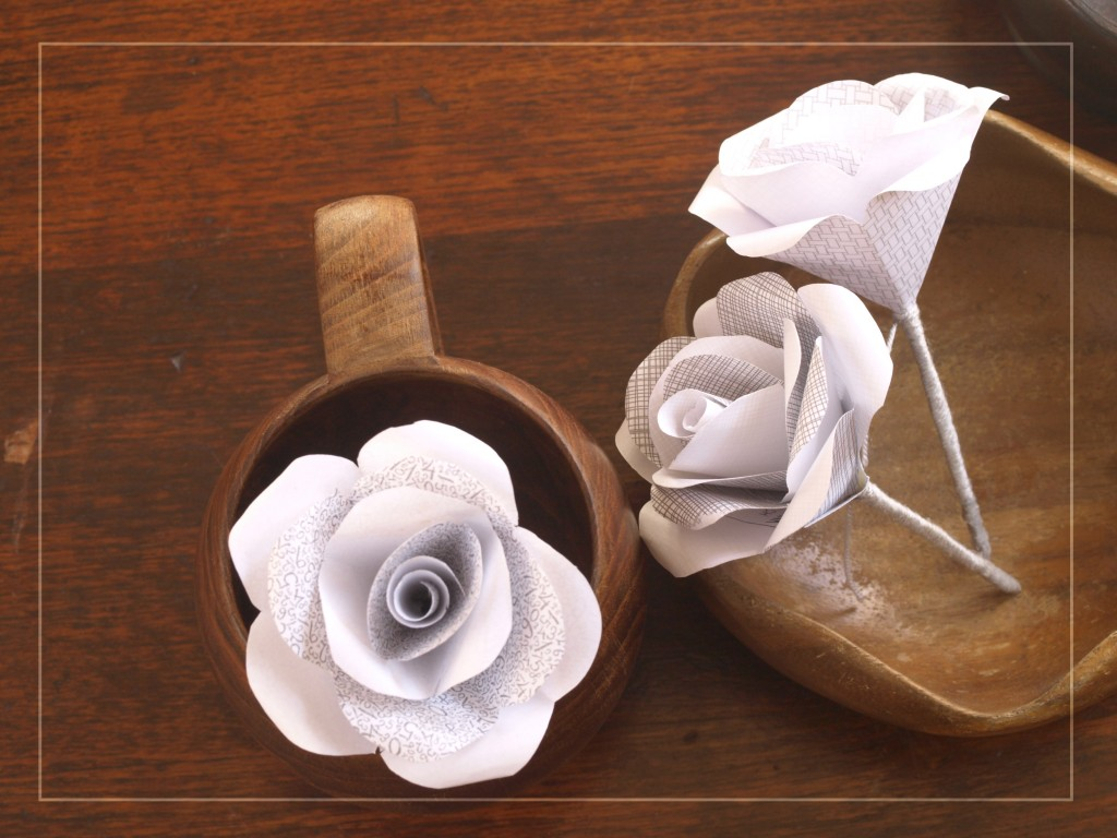 Envelope Roses