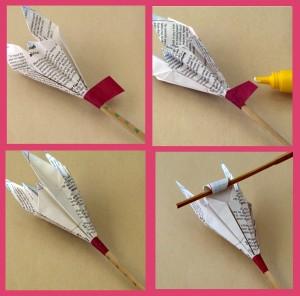 Chopstick Origami Tut