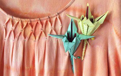 Tie Dye Bleaching – Colour Changes