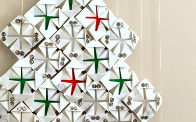 Origami Christmas Tree – Modular Design