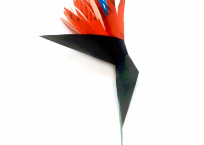 Paper Strelitzia