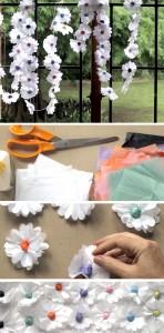 Quick Paper Flowers