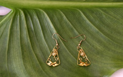 Safety Pin Earrings – A Freshly Found Favourite
