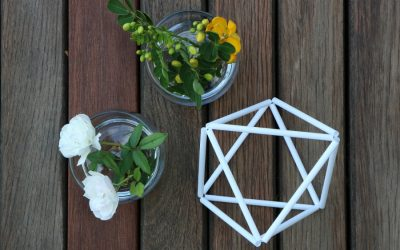 Decorative Geometric Shapes for Event