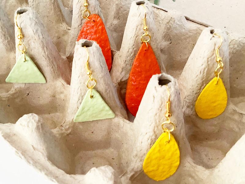 Paper Pulp Jewellery