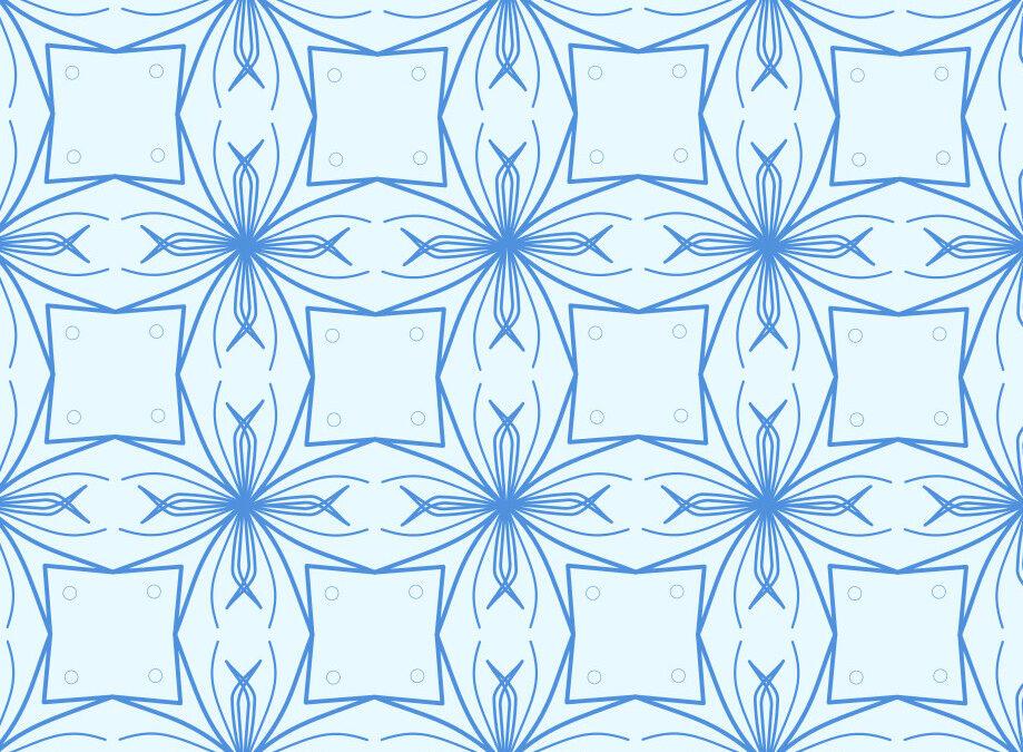 Motif Patterns – Fun with a Simple Line Drawing
